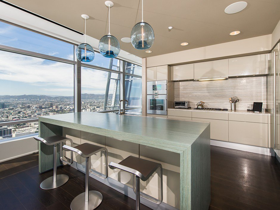 51A Duplex Penthouse of The Ritz-Carlton Residences in Los Angeles-06
