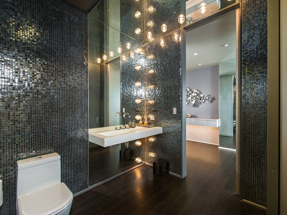 51A Duplex Penthouse of The Ritz-Carlton Residences in Los Angeles-09