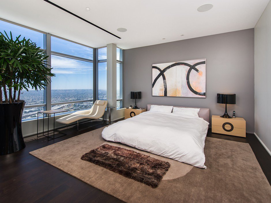 51A Duplex Penthouse of The Ritz-Carlton Residences in Los Angeles-10