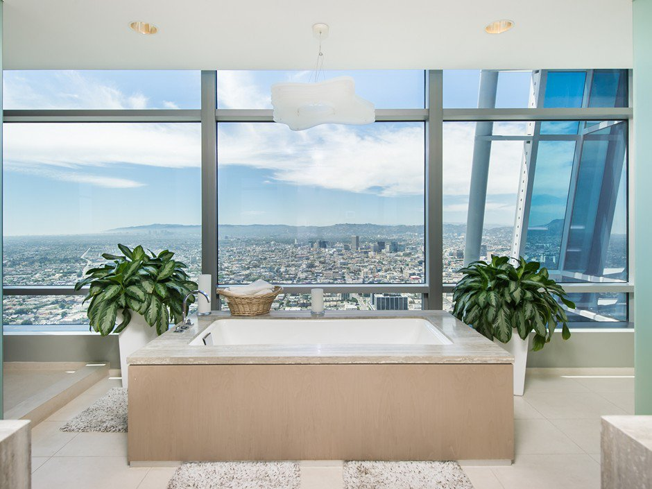 51A Duplex Penthouse of The Ritz-Carlton Residences in Los Angeles-11