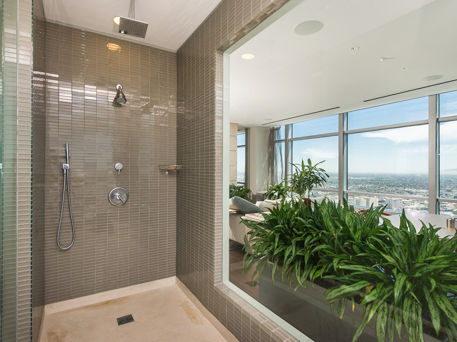51A Duplex Penthouse of The Ritz-Carlton Residences in Los Angeles-12
