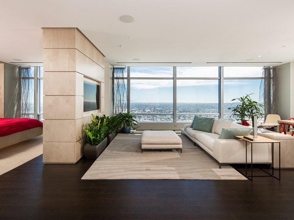 51A Duplex Penthouse of The Ritz-Carlton Residences in Los Angeles-13
