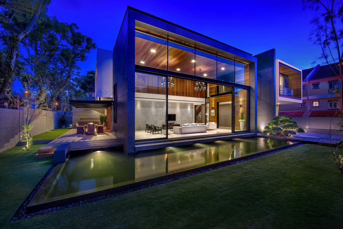 6 Mimosa Road by Park + Associates