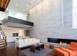73rd St Triplex Penthouse by Turett Collaborative Architects