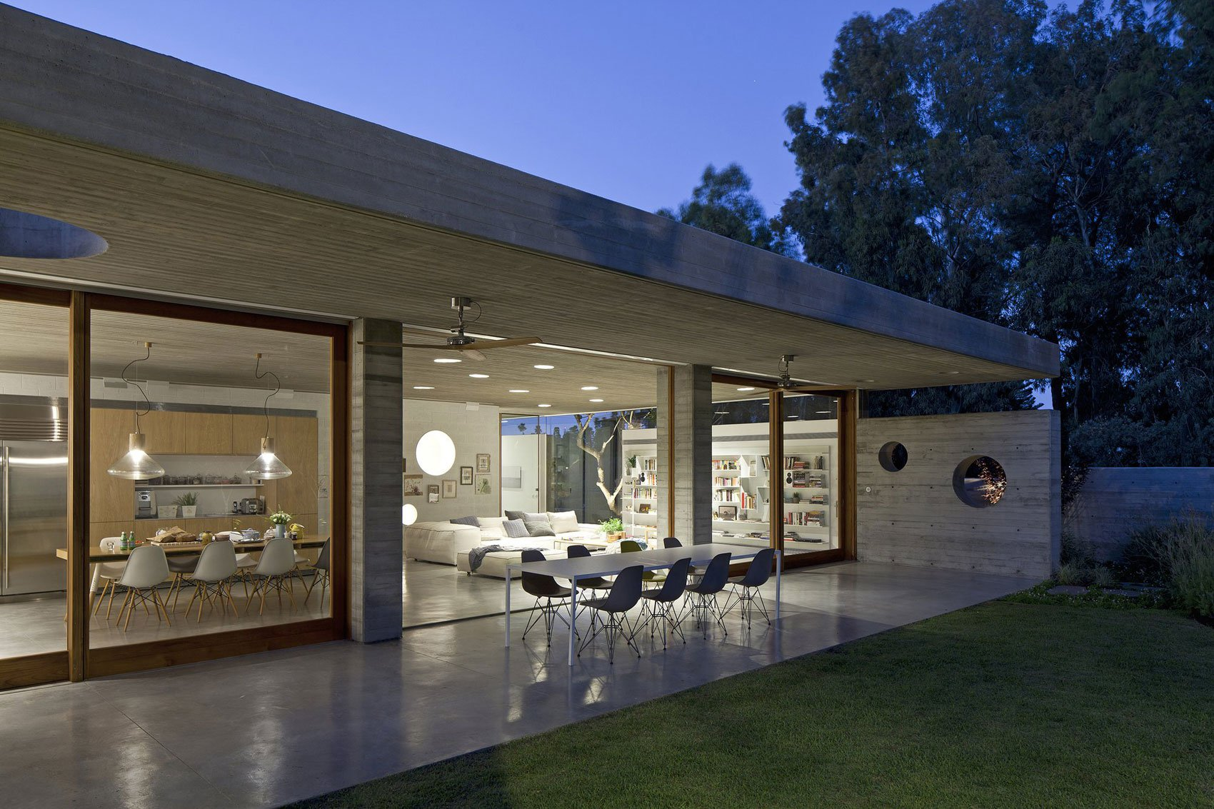 A House For An Architect 26