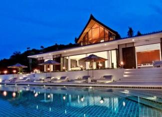 Absolute Beachfront Villa in Cape Yamu, Phuket