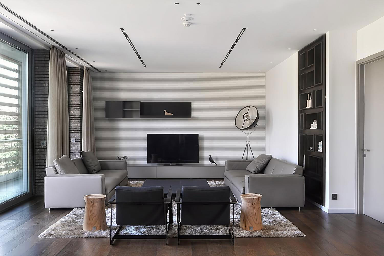 Duplex Apartment in Belgrade by Aleksandar Savikin - CAANdesign ...