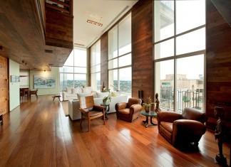 Wooden Apartment São Paulo by Carlos Motta