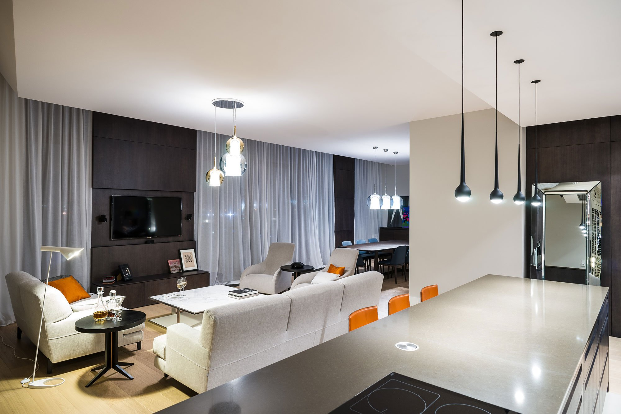 Apartment in Nowe Powiśle by Republika Architektury