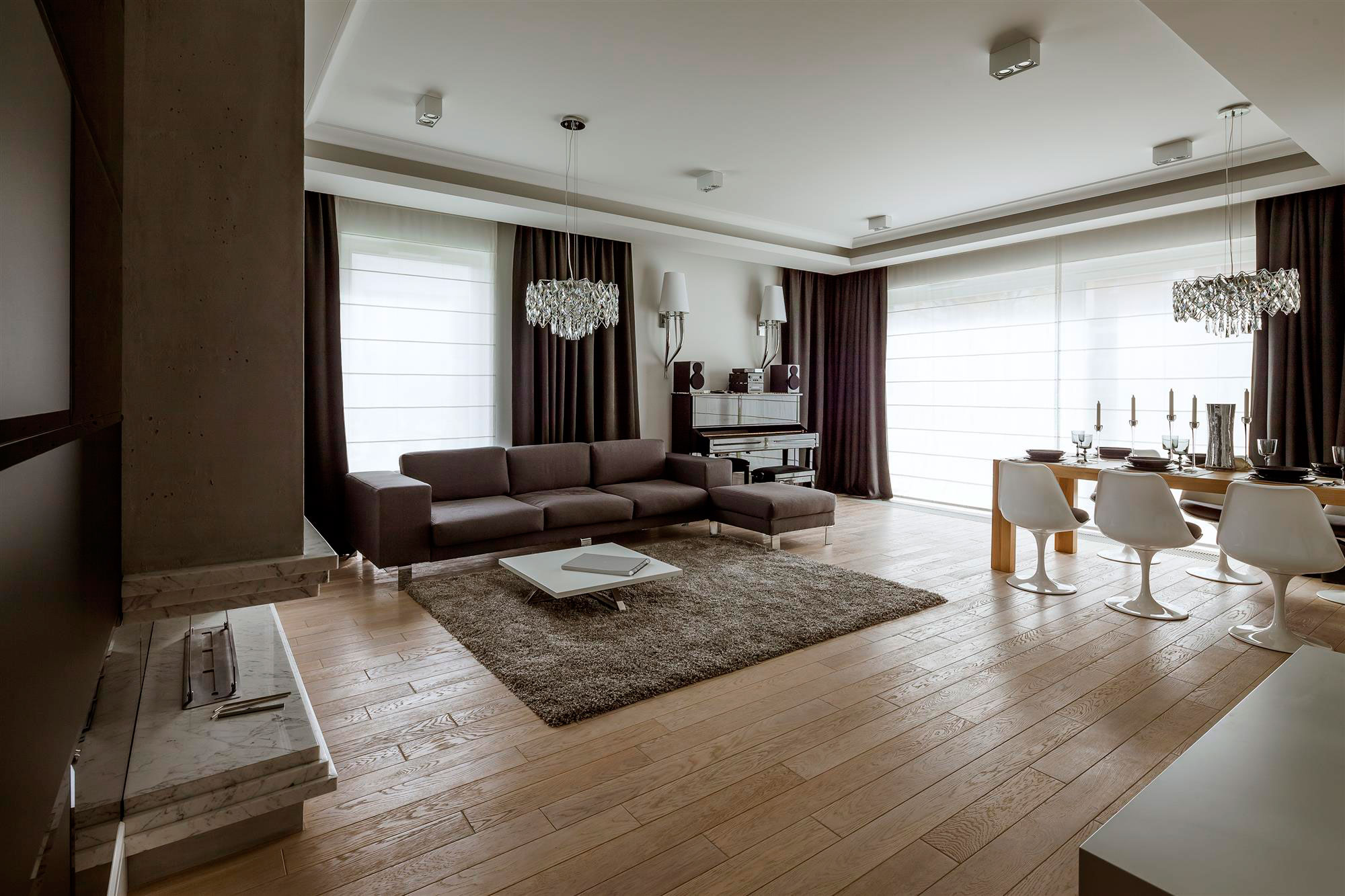 Apartment In Warsaw 01