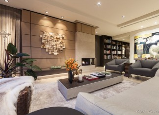 Apartment in The Residence by Dayne Van Bree and John Pegrum