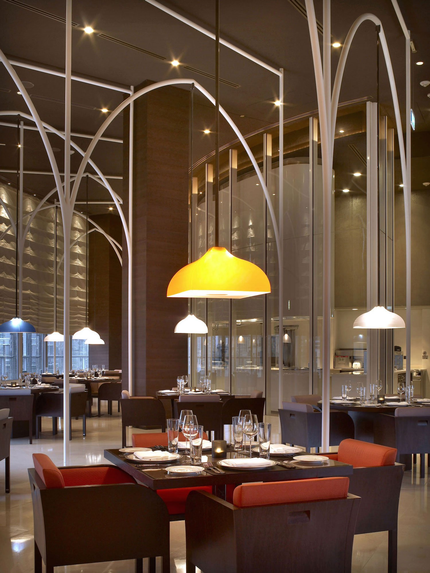 Armani hotel dubai by wilson associates caandesign for Design hotel dubai