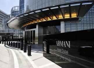 Armani Hotel Dubai by Wilson Associates