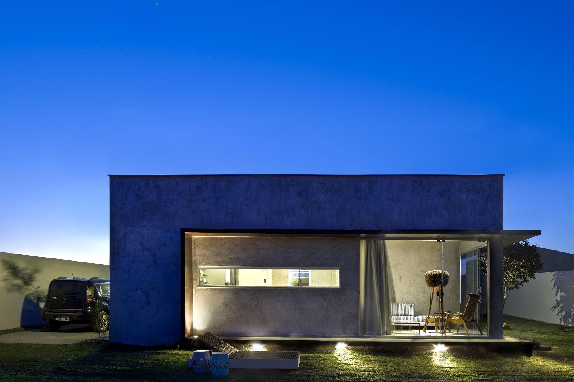 Box House By 1 1 Arquitetura Design Caandesign