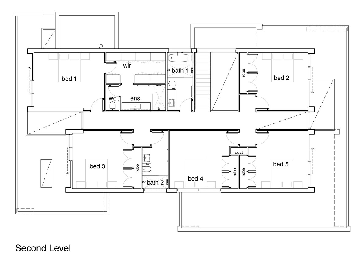 Brighton House By Inform Design Caandesign