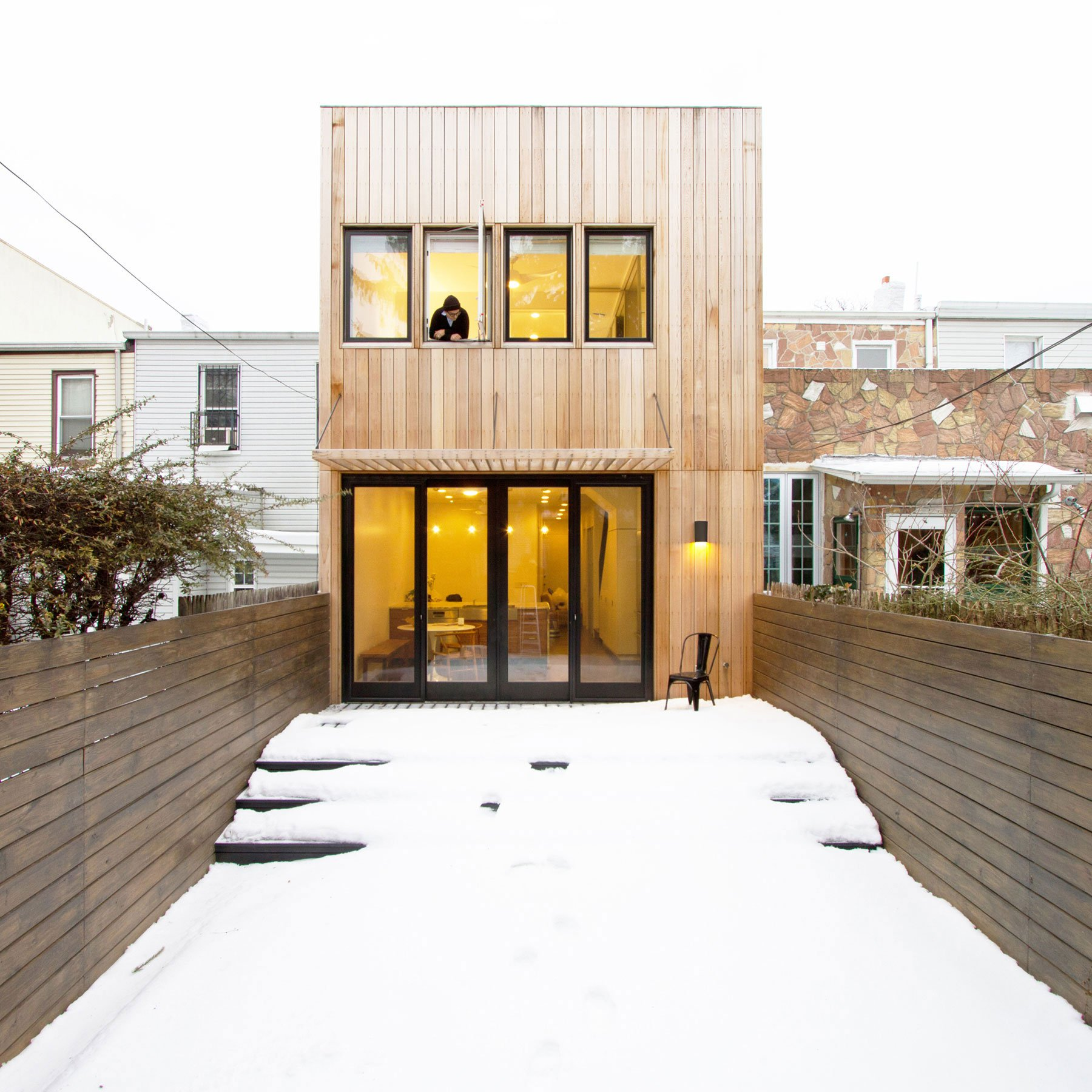 Brooklyn Row House by Office of Architecture - CAANdesign ...