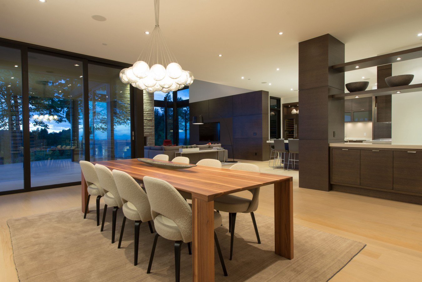 Burkehill Residence By Craig Chevalier And Raven Inside Interior - Burkehill residence canada