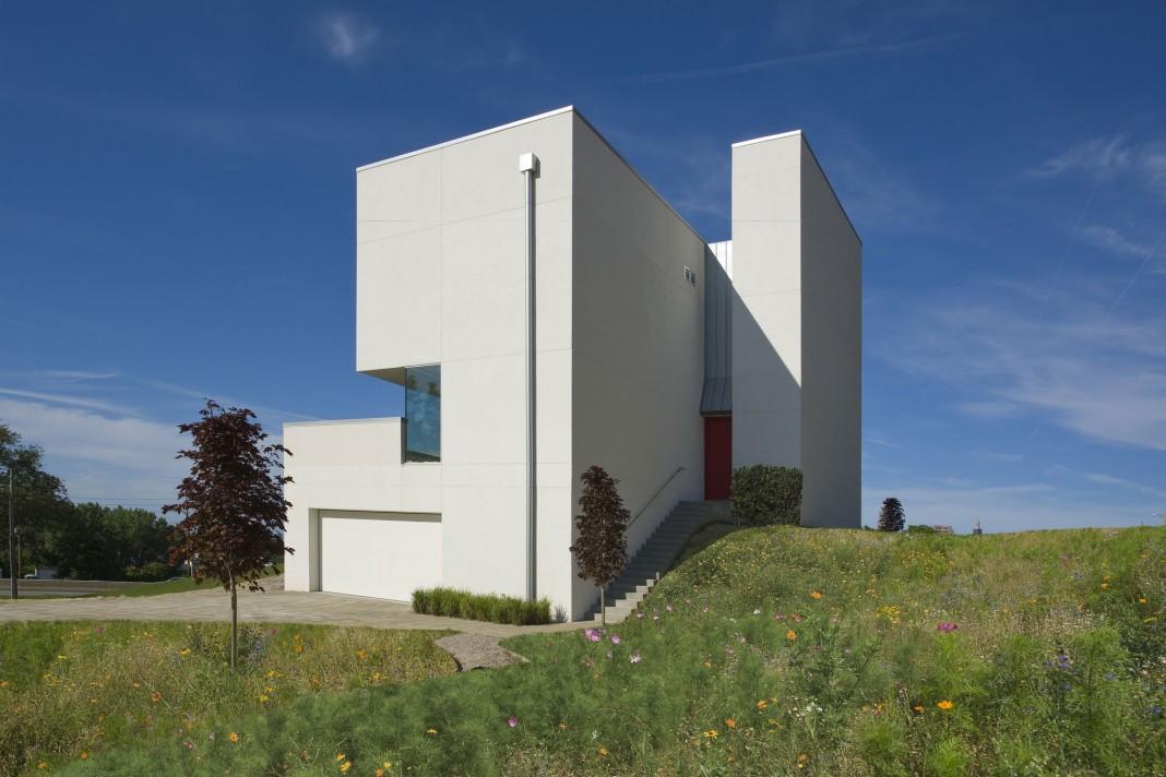 C-House by Robert Maschke Architects