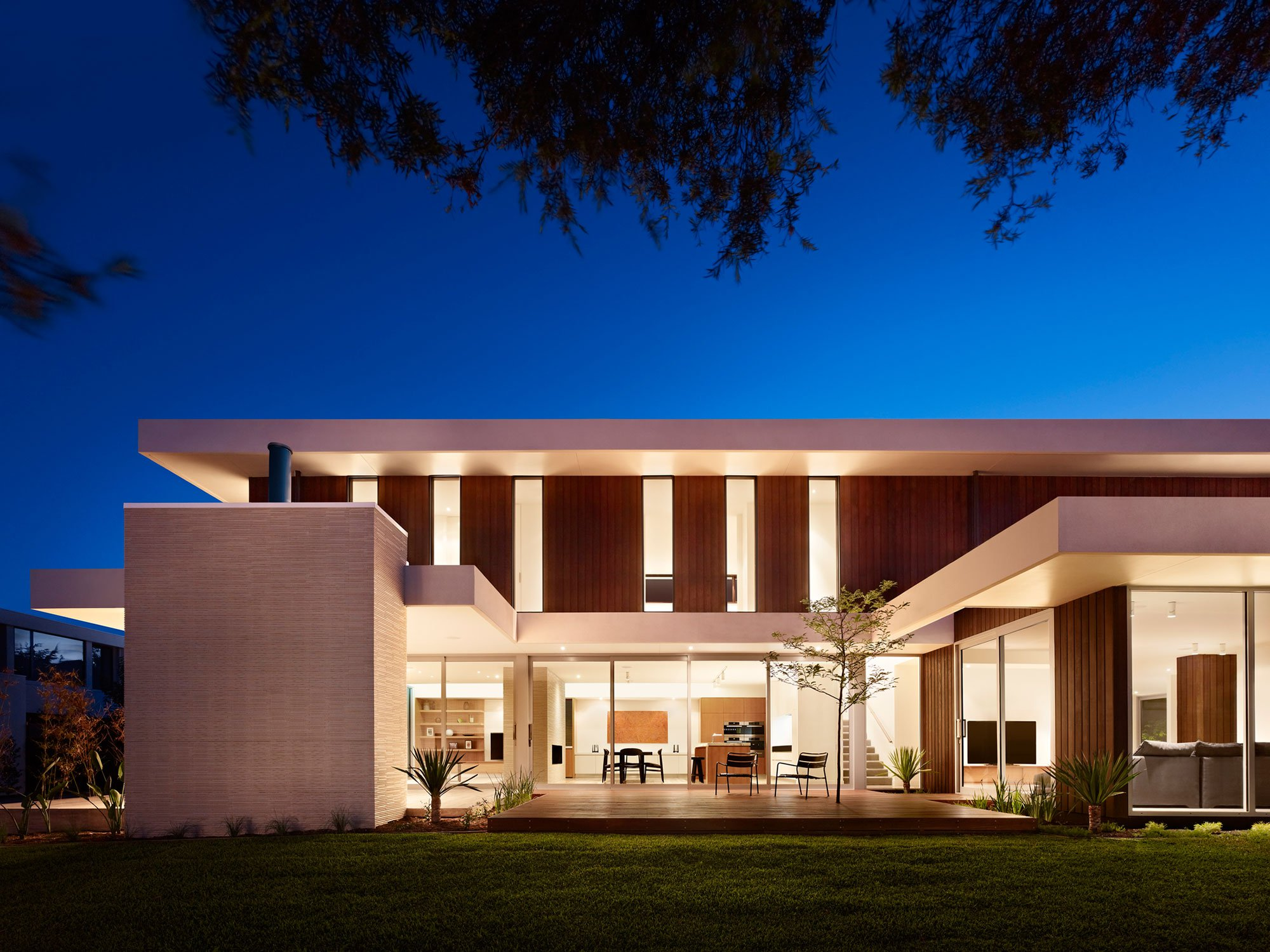 Californian houses design