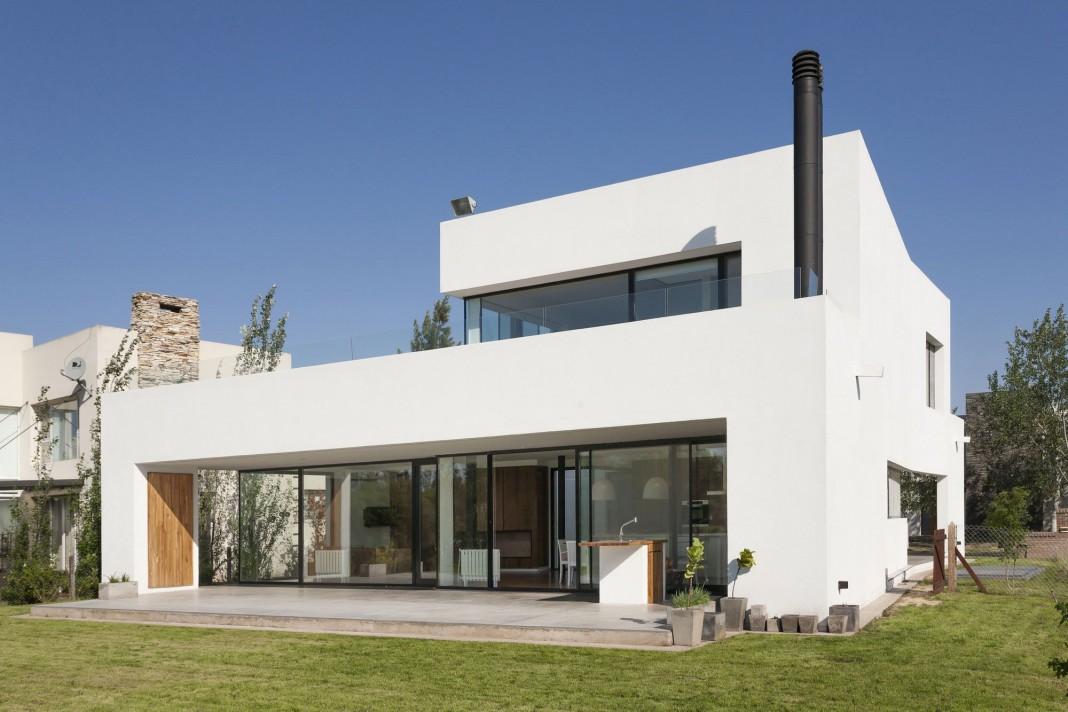 Casa mc golf club by vismaracorsi arquitectos caandesign architecture and home design blog - Arquitectos casas modernas ...