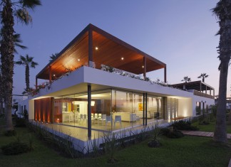 Casa P12 by Martín Dulanto Architect