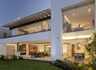 Casa Río Hondo by a.a.a Almazán y Arquitectos Asociados
