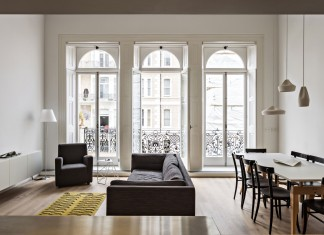 Central London Flat by VW+BS
