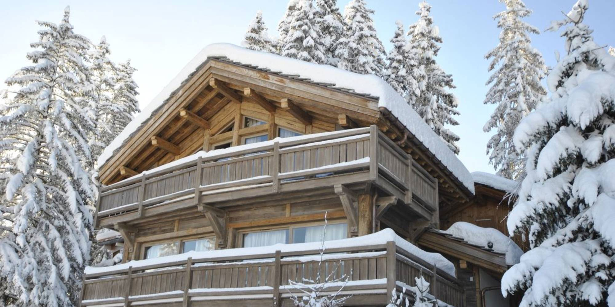 The elegant chalet eden in courchevel caandesign for French chalet house plans