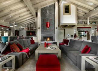 Luxury Ski Chalet Muztagh