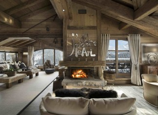 Luxury Chalet Pearl in Courchevel