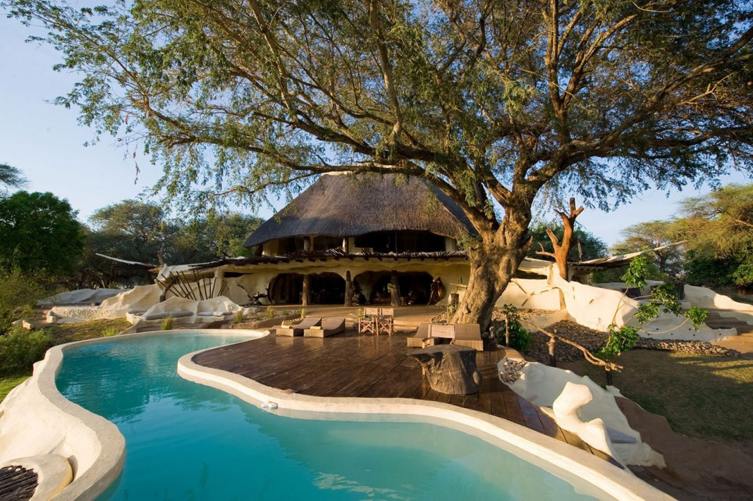 Chongwe River House in Lower Zambezi National Park