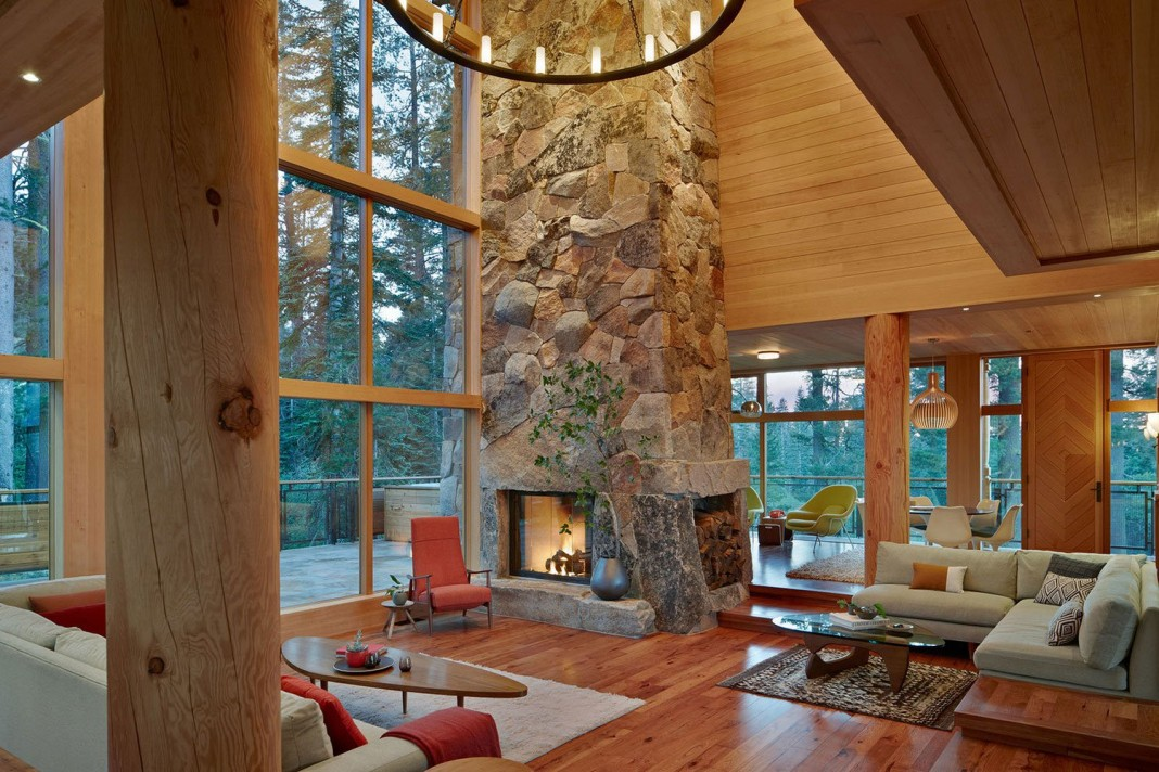Crow's Nest Residence by Mt. Lincoln Construction & BCV Architects