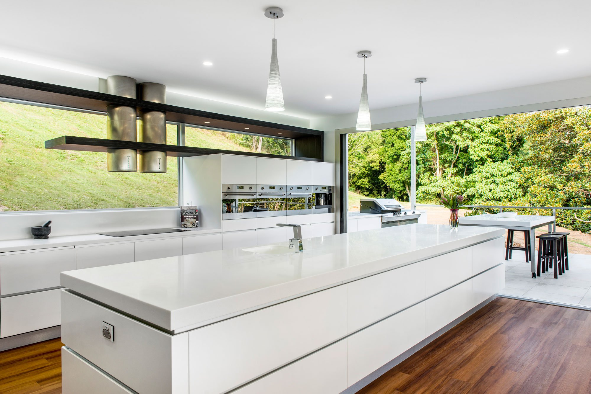 Designer Kitchen in Samford by Kim Duffin of Sublime Architectural ...