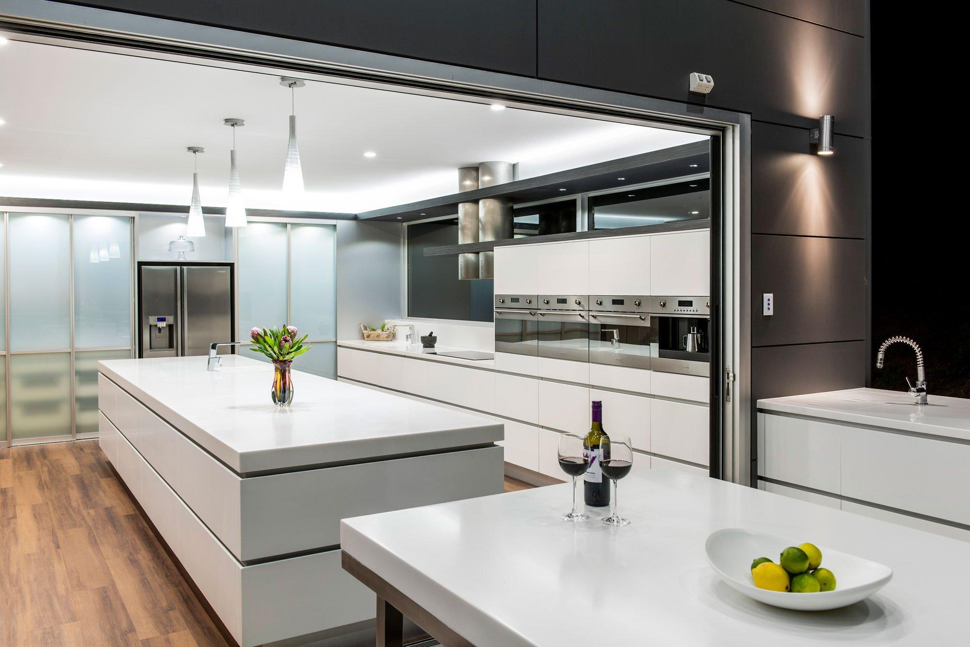 designer kitchen in samfordkim duffin of sublime architectural
