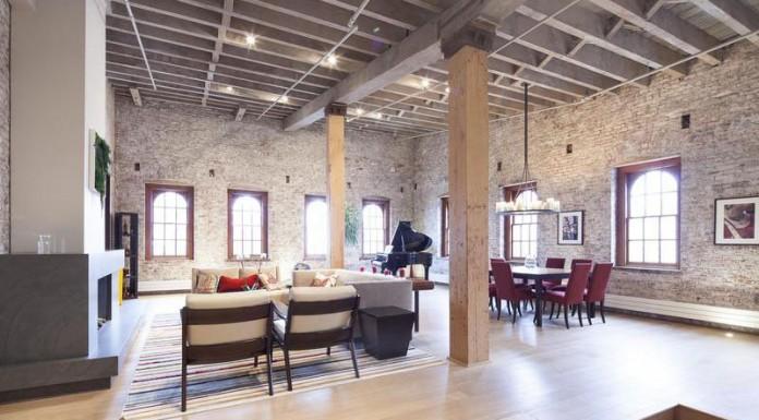 Stylish Eco-Friendly Apartment in Tribeca