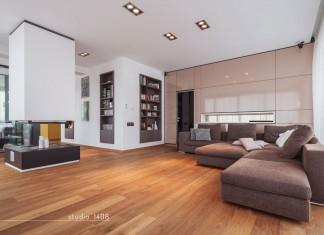 F Duplex Apartment by Studio 1408