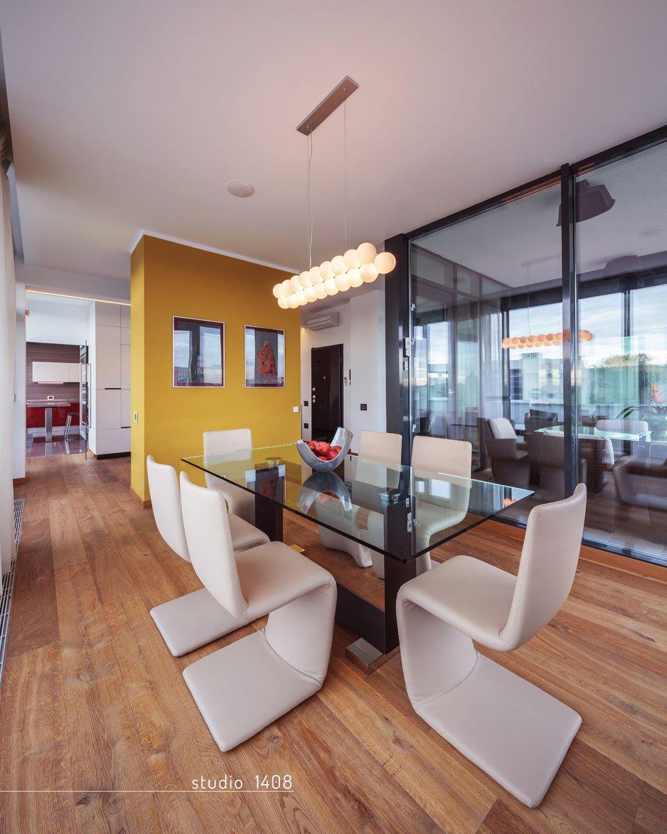 F Duplex Apartment By Studio 1408 Caandesign