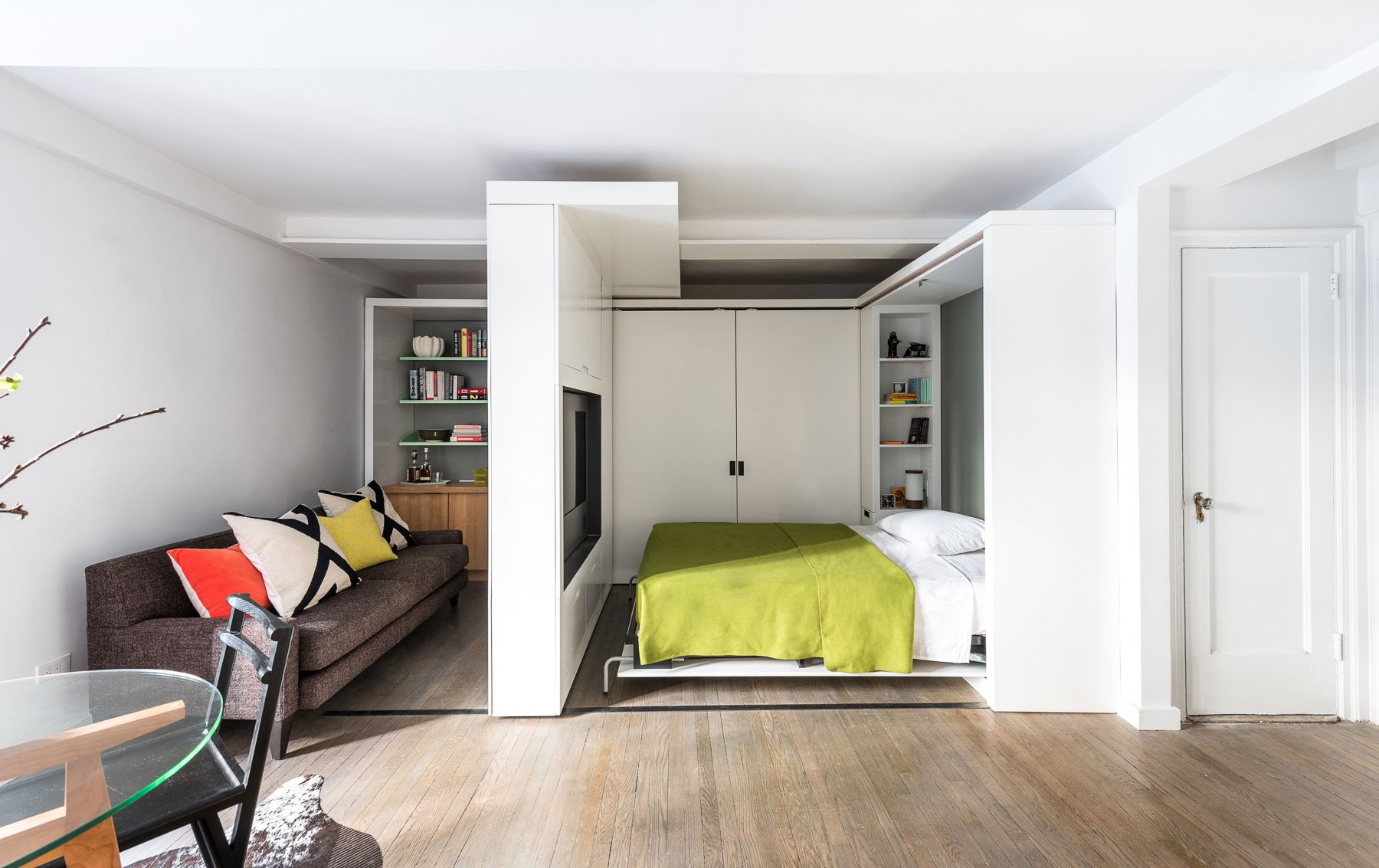 Five to One Apartment by MKCA