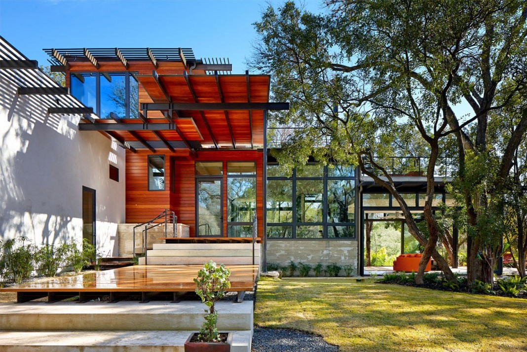 Green Lantern Residence by John Grable Architects