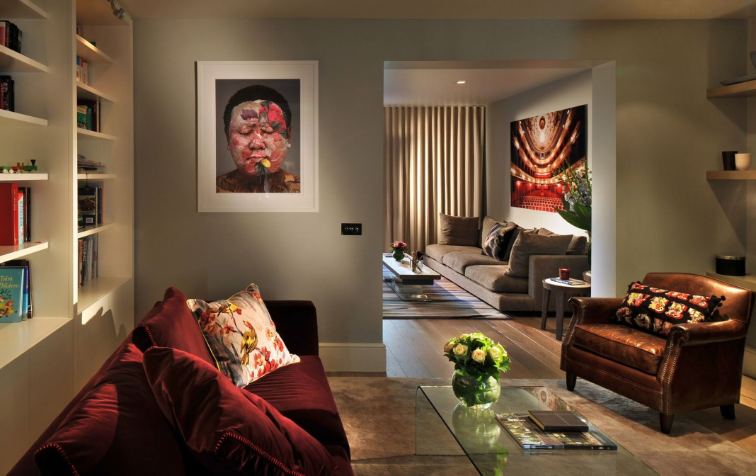 Hampstead House by TG Studio