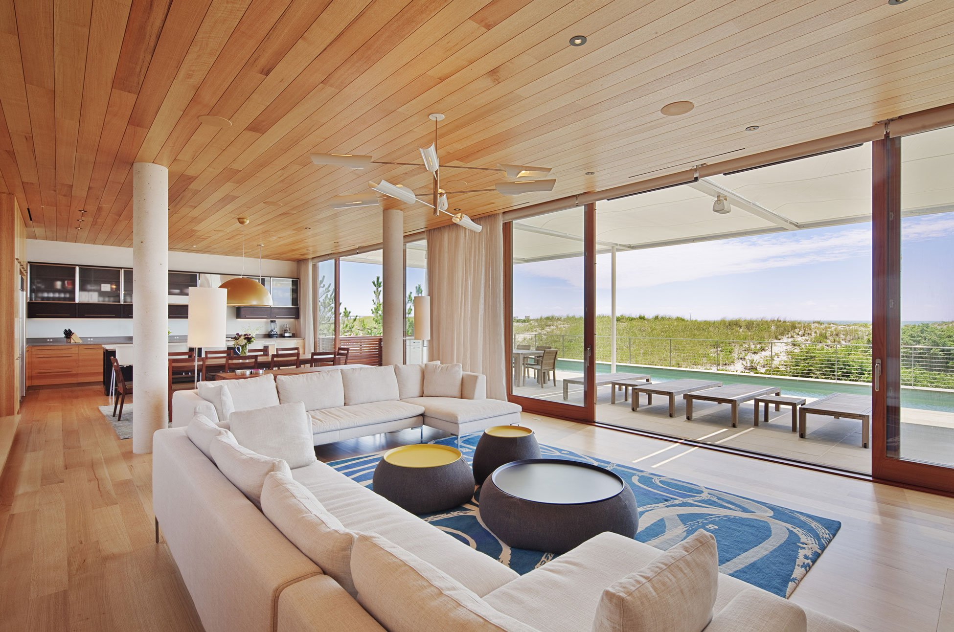 Hamptons Beach House By Aamodt Plumb Architects. Home Design