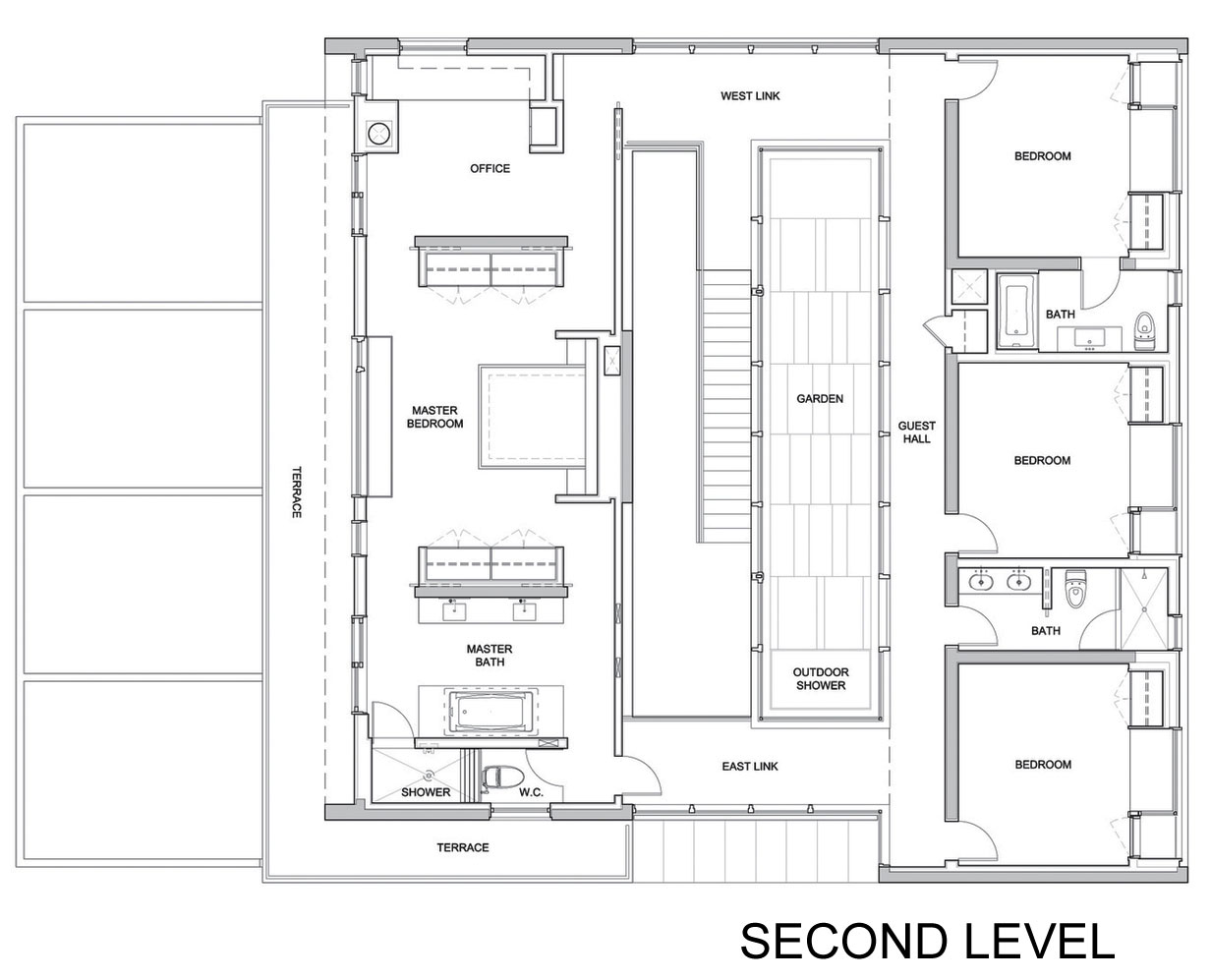 hampton beach house floor plans house interior