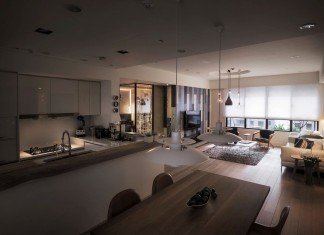 Home in Taiwan by Fertility Design