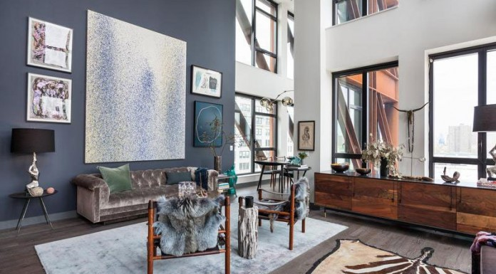 Iron and Wine Apartment in Brooklyn, New York