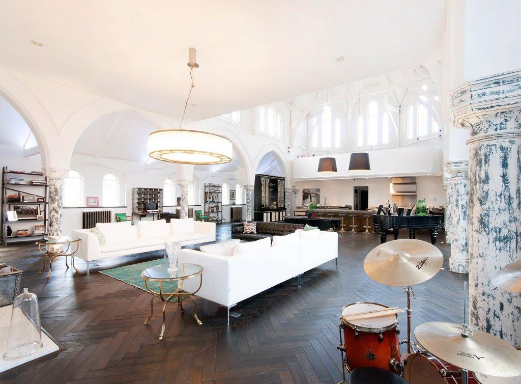 Kenmont Gardens Church Converted Residence in London - CAANdesign ...