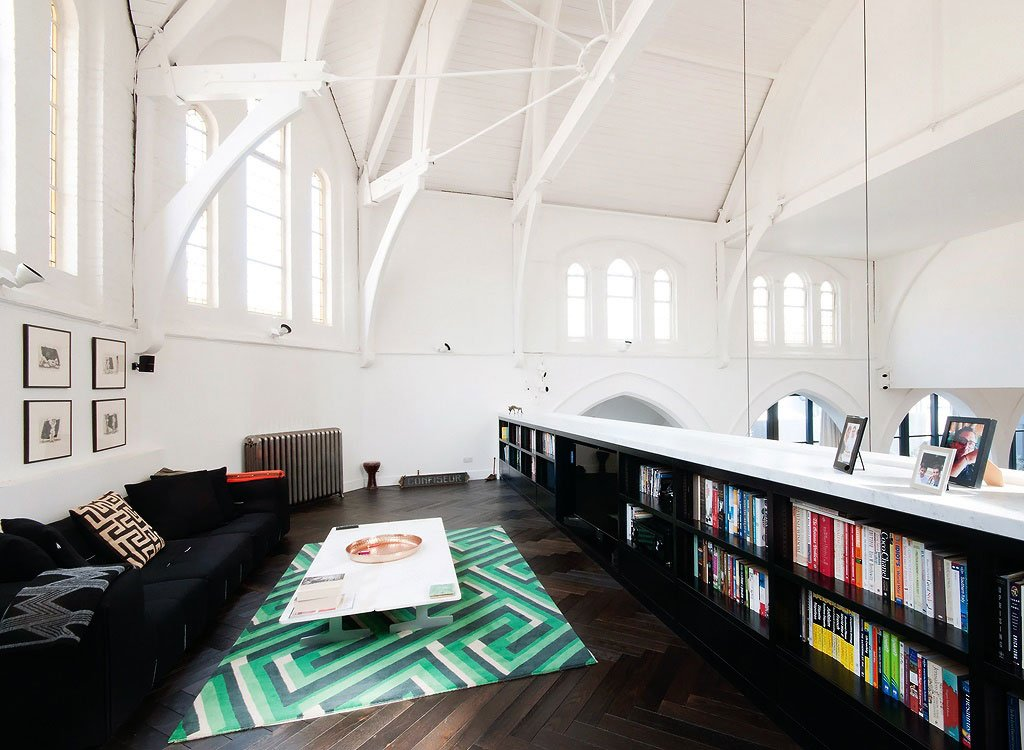 Kenmont Gardens Church Converted Residence in London-13