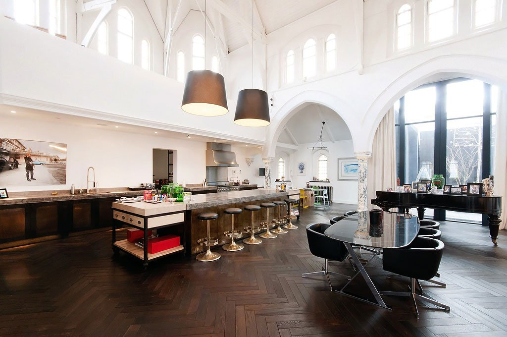 Kenmont Gardens Church Converted Residence in London-14
