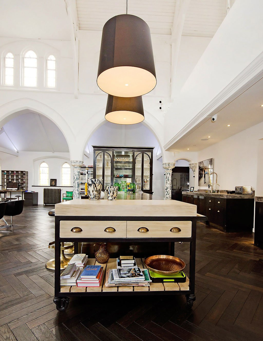 Kenmont Gardens Church Converted Residence in London-17