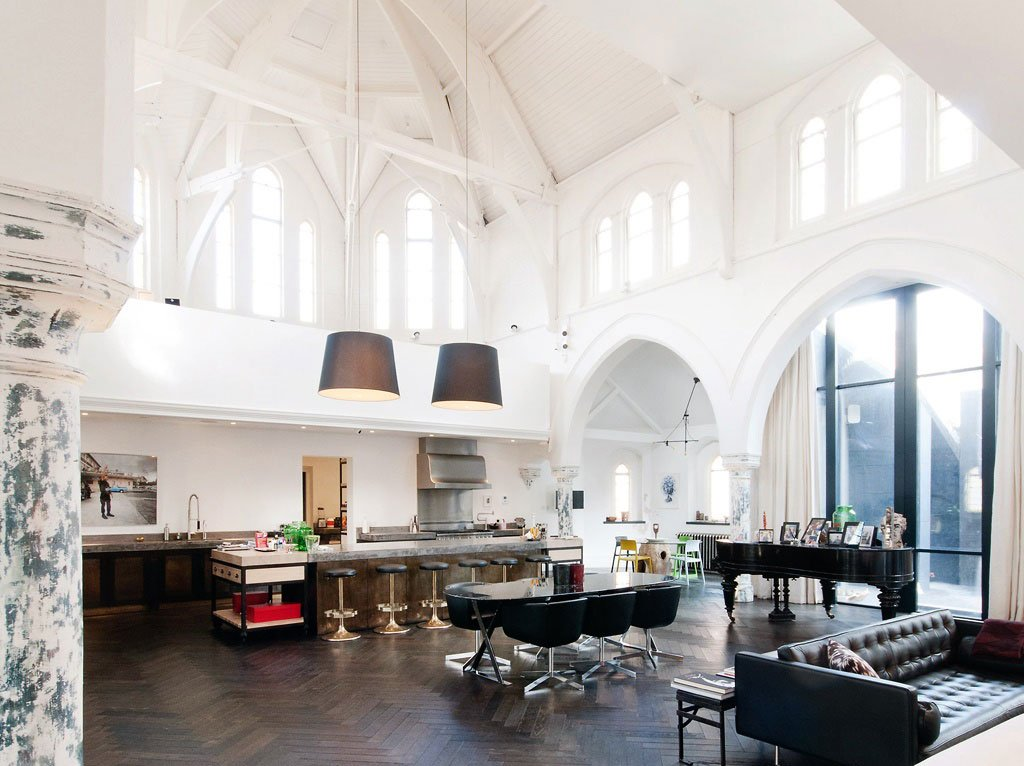 Kenmont Gardens Church Converted Residence in London-21