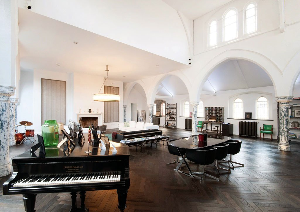 Kenmont Gardens Church Converted Residence in London-22
